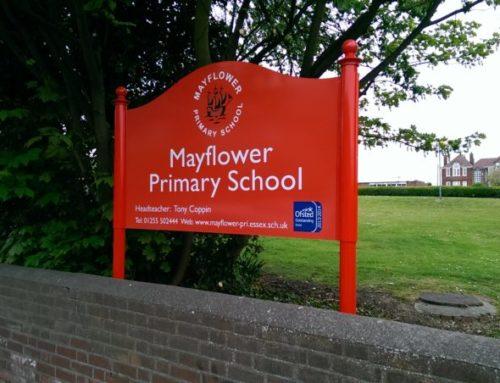 Premium Post Mounted – Mayflower